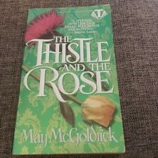 MAY MCGOLDRICK, THE THISTLE AND THE ROSE. 0451406265