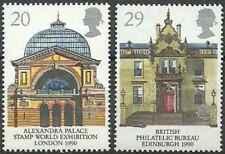 Timbres Europa Grande Bretagne 1455/6 ** lot 28482