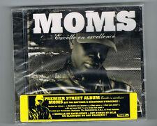 MOMS - EXCELLE EN EXCELLENCE - CD 17 TRACKS - 2012 - NEUF NEW NEU