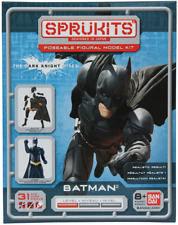 Sprukits Batman the dark knight rises Bandai figurine articulée niveau 1 kit