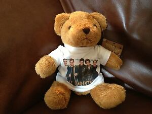 ONE DIRECTION T SHIRT no2 FOR A TEDDY BEAR OR DOLL dolls' clothes 1D