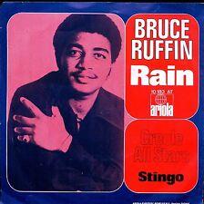 7inch BRUCE RUFFIN rain HOLLAND +PS EX rare soul