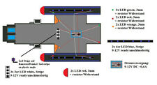 Effect Led Lighting kit Runabout Rio Grande Ncc-72452 Ds9 1:72 Star Trek Amt