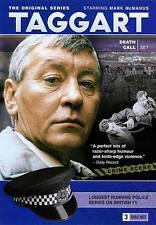 Taggart Death Call Set 3 Disc Box Set Sealed Mark McManus 6.5 Hours BRAND NEW