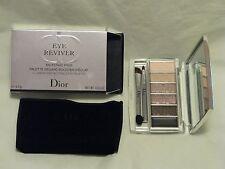 Dior Backstage Pros Eye Reviver Shadow Palette #001 Illuminating Neutrals NIB