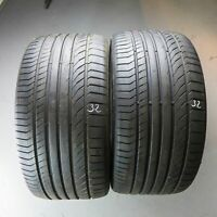 2x Continental ContiSportContact 5P MO 325/40 R21 113Y 7 mm Sommerreifen