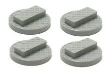 Textured 4 Pack Universal for BMW Mini JACK PAD Adapter Floor Jack Point Frame