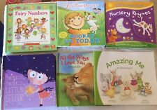 Lot of 5 Childrens Board Books And 1 Softcover