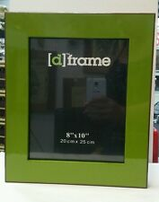 Havana green wooden photo picture frame 8x10