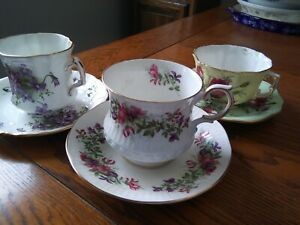 China Tea Cups And Saucers For Sale Ebay