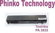 Battery for Toshiba Portege R700 R705 R830 PA3831U-1BRS PA3832U-1BRS PABAS235