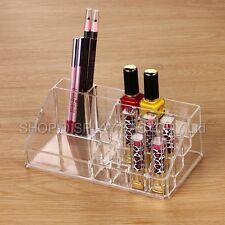 Cosmetic / Make-up Organiser - Crystal Clear Acrylic  Bathroom / Bedroom storage