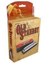 """HOHNER 34BBXA OLD STANDBY HARMONICA """"C"""" HARP BRAND NEW IN PACK SALE"""