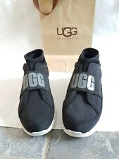 Original /ugg uggs girls snickers. size 7 or eu 40. Black colour.