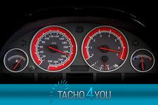 Tachoscheiben für BMW 300 kmh Tacho E39 Benzin CARBON 3397 Tachoscheibe km/h X5