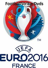 2016 Euro Romania vs Switzerland Dvd