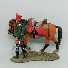Del prado - 1er empire - Chasseur à cheval 1812