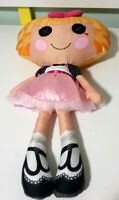 Lalaloopsy Misty Mysterious Plush Toy Children's Character Toy 39cm Tall!