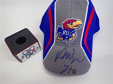 MinnesotaTimberwolves Kentucky Andrew Wiggins Autographed hats