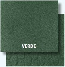 Piastre in gomma riciclata ANTITRAUMA certificate spess. 25mm 50x50cm col. VERDE