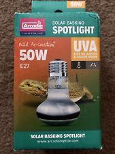 Arcadia 50W Basking Spotlight