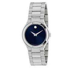 Movado 0607309 Women's Defio Black Quartz Watch