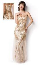 Festliche Ärmellose Damenkleider Meerjungfrau