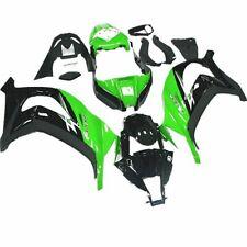 Fairing Bodywork Fit Kawasaki Ninja ZX10R 2011 2012 2013 2014 2015 Black+Green