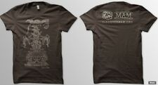Linda Schele; Temple of the Foliated Cross T-Shirt, Palenque, Mexico; Maya Myth