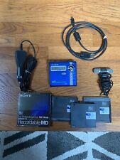 Sony Walkman Mz-n707