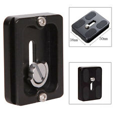 PU-50 Universal Quick Release Plate for Benro Arca Swiss Tripod Ball Head NEW+