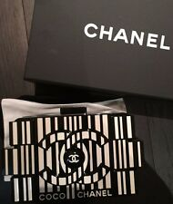 Chanel Lego Limited Edition Barcode Plexiglass Clutch with Chains