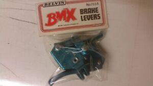 MX Bremshebel blau NOS Oldschool BMX
