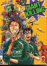 GIANT KILLING 13 - MANGA GIANTS 13 - Planet Manga - Panini Comics - NUOVO