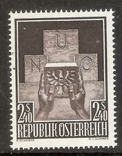 Oostenrijk  Mi nr  1025   Postfris.