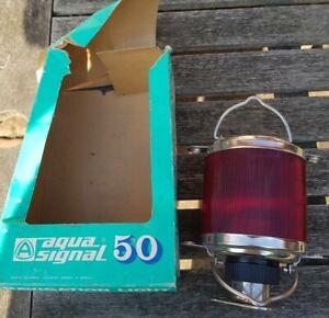 Positionslaterne Aqua Signal 50 Rot