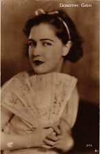 Dorothy Gish CPA Film Stars (327059)