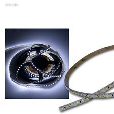 (6,3€/m) SMD LED Leiste flexibel 600 LEDs weiß 12V Lichtband Streifen Band Strip
