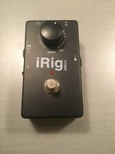 IRig Stomp Pedal - Play Guitar With Your Iphone