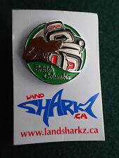 """British Columbia Landsharkz Geopin - 1"""" Brand New"""