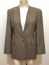 GFF GIANFRANCO FERRE Giacca Donna Lana Piedipull Wool Woman Jacket Sz.L - 46