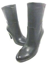 ECCO, PAWI PULL ON BOOT, WOMENS, BLACK, US 9-9.5M, EURO 40, NEW/ DISPLAY