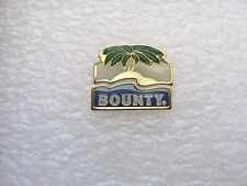 2 PIN'S PUZZLE BOUNTY / BARRE CHOCOLATÉE ALIMENTATION PINS PIN Q8