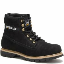Caterpillar Men's Colorado 6 Inch Black Lace Up Work Boots Size 10
