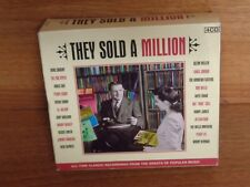 THEY SOLD A MILLION : ALL-TIME CLASSIC RECORDINGS : 4 CD SET : PBX CD 430