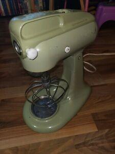Vintage Kitchenaid Mixer Model 4C with wisk