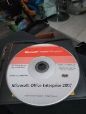 Microsoft Office Enterprise 2007 Inc Product Key