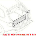 Car Suv Envelope Style Trunk Cargo Net Universal Parts Accessories Ll