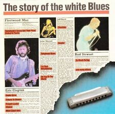 Story of the white Blues Eric Clapton, John Mayall's Blues Breakers, Albe.. [CD]