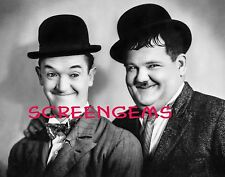 "Laurel and Hardy portrait photo by Bud ""Stax"" Graves 1930s archival print 11x14"